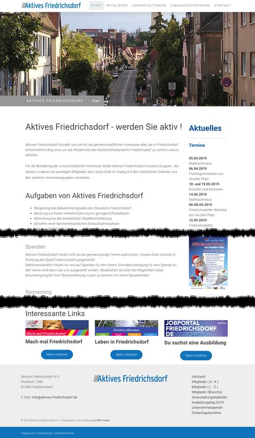 Gewerbeverein Aktives Friedrichsdorf e.V. | https://aktives-friedrichsdorf.de