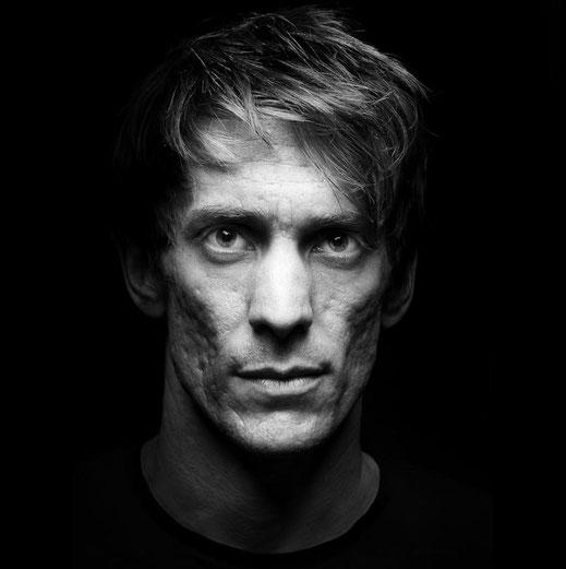 Portrait von Sean Tucker