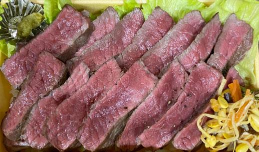 ステーキ重の画像