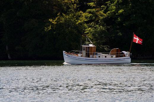 P 811, hyggelig dansk Skib