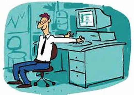 """""""Je suis informaticien"""" : commen tles nouveaux métiers du web sont perçus dans notre environnement_Paul Emmanuel NDJENG_Inbound Marketing au Cameroun et en Afrique"""