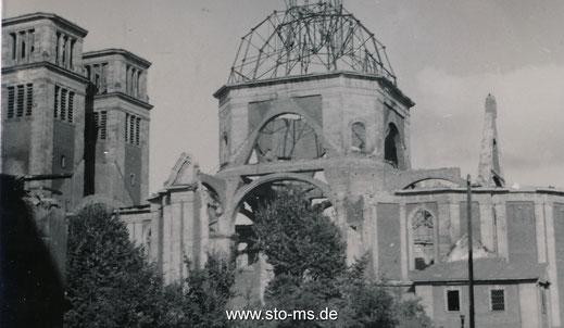 Antoniuskirche 1945