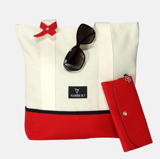VAMEE K. Handmade Shopper Bags