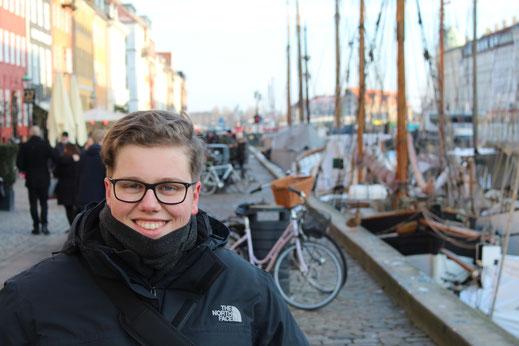 Immanuel Kasper ist richtig in Dänemark angekommen