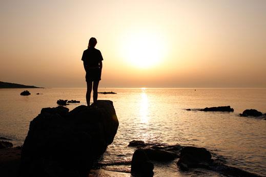 Sunrise at Alcaidesa Beach