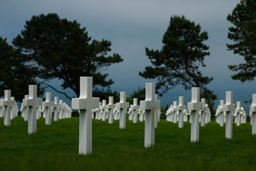D-Day Friedhof Normandie, lonelyroadlover