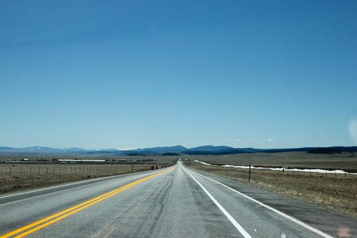 Roads in Colorado, Road Trip Colorado, nature