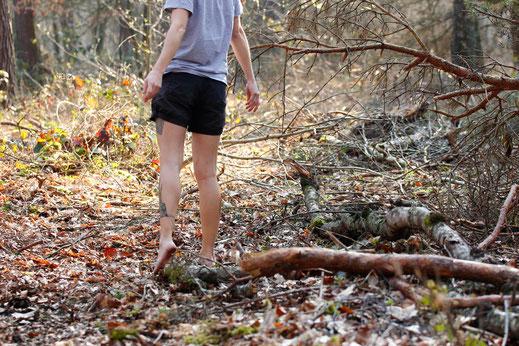 Waldspaziergang, Gedanken zum Tod, Angst vor dem Tod, Philosophie