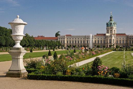 Schloss Charlottenburg Incoming Berlin Gruppenreisen Palace Groups