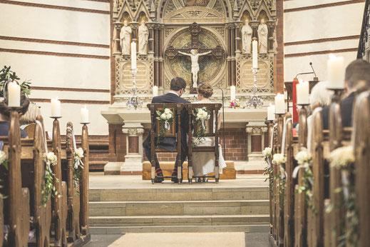 Hochzeitsfotografen Hamburg Hochzeitskirche St. Getrud Hamburg Mundsburg