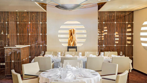 Gourmet-Restaurant Rossini auf AIDAcosma