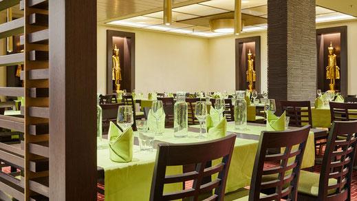 East Restaurant auf AIDAcosma