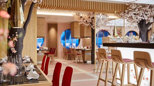 Sushi House AIDAcosma