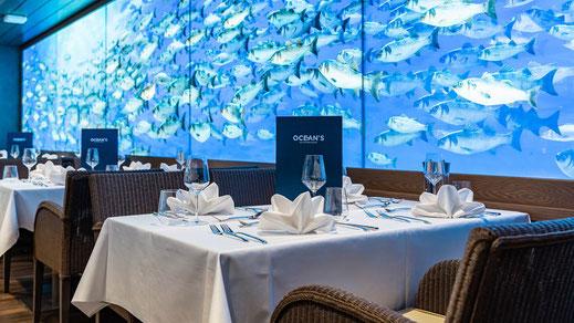 Ocean's - Das Fischrestaurant auf AIDAcosma