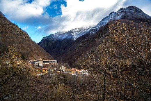 Ortolano, frazione di Campotosto