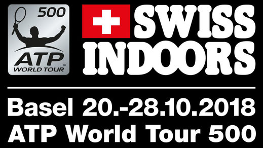 Logo Swiss Indoors Basel