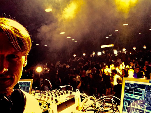 DJ Mikel Moon at MCHKongrescenter Herning/BIC 2019