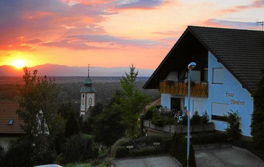 Ferienwohnung, Monteurzimmer in Bad Bellingen Deutschland.