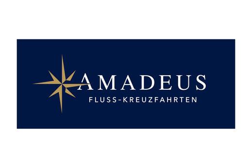 Amadeus Flusskreuzfahrten Logo