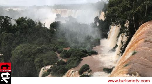 Misiones  Cataratas del Iguazú