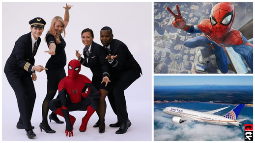 United Spiderman