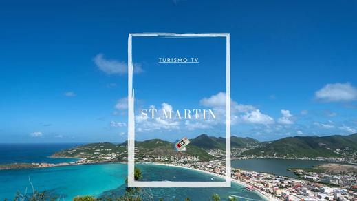 St. Martin en Turismo Tv, Televisión Turística