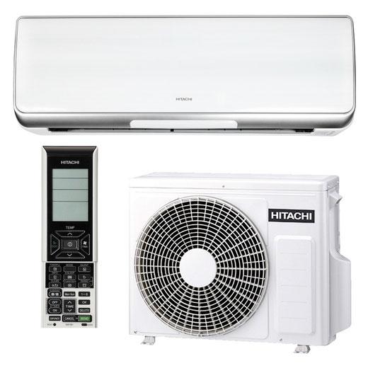 Hitachi Air Conditioners Service manuals PDF