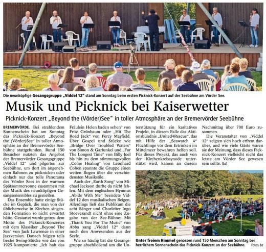 Bremervörder Zeitung, 22.09.2020