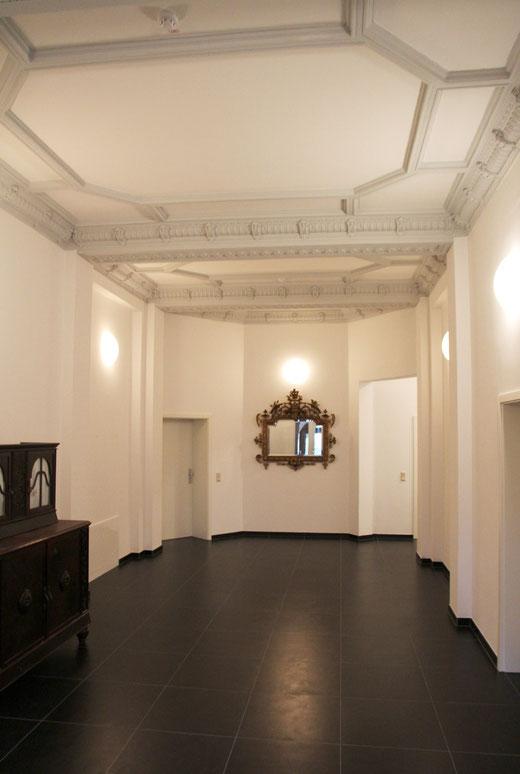 Eingangsbereich Erdgeschoss