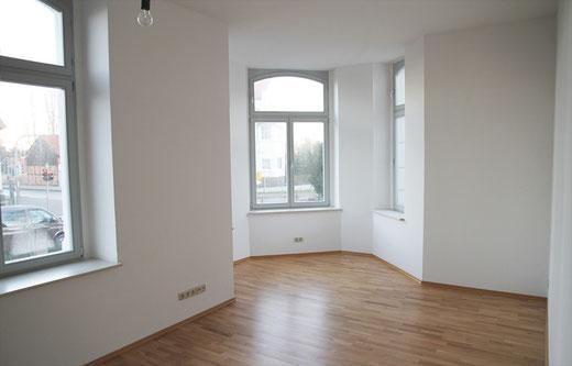 Wohnung mit Erker