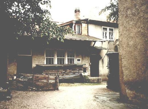 Aufnahme kurz vor dem Abriss 2005 - Sammlung Fritz Eberhard Reich