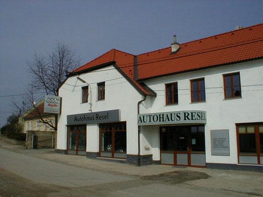 Betrieb Langau im Jahr 2002.