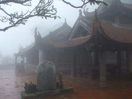 """""""Chùa Hoa Yên"""" von Bùi Thuy Dào Nguyên, Lizenz CC BY-SA 3.0, Quelle: commons.wikimedia.org"""