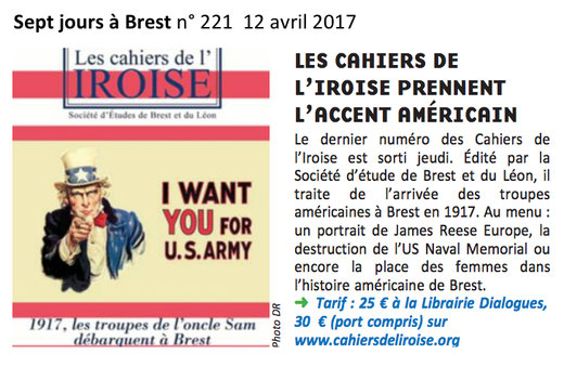 Sept jours à Brest, 12 avril 2017