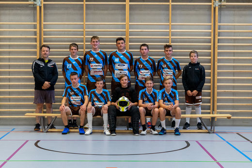 Unihockey Ruswil Junioren A