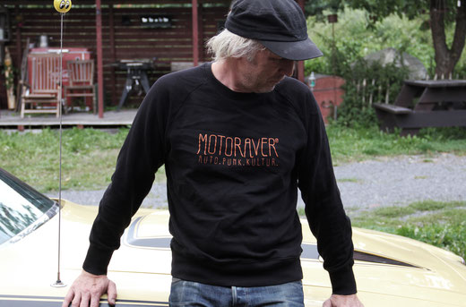 Motoraver Sweater Grey