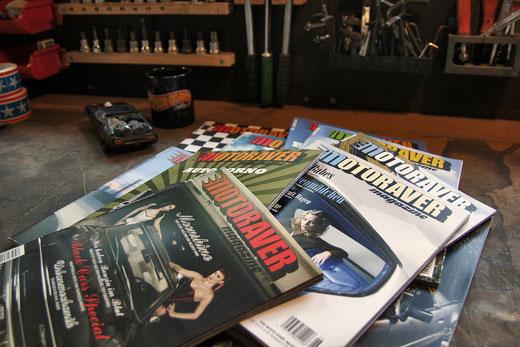 Motoraver Magazin