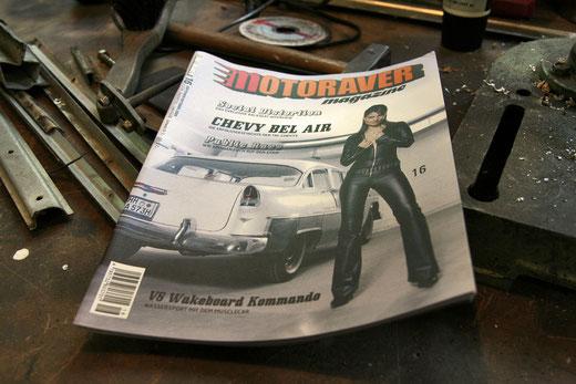 Motoraver Heft #16