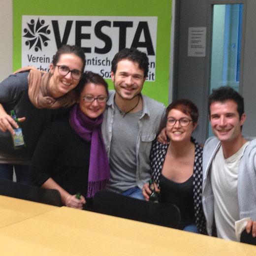 VESTA Vorstandsmitglieder