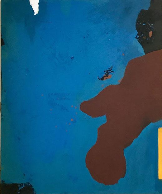 Leinwand, je 50 x 100 cm, Mischtechnik - Christiana Sieben