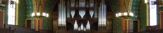 Orgel der Lutherkirche