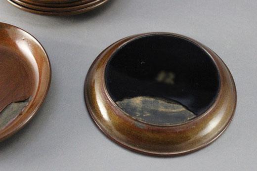 木製の小皿修理