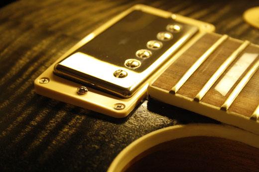 DIY E-Gitarre im Single Cut Design - Alexgoubring DIY Guitars