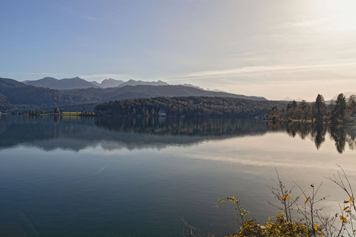 Lake Wanaka Sonnenaufgang