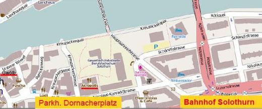 gute restaurants solothurn