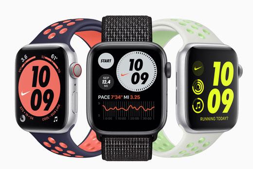 Hai rotto il vetro del tuo Apple Watch Serie 4? Chiama 3478192356 Riparazione Apple Watch Firenze e prendi un  appuntamento presso il nostro Centro Assistenza.