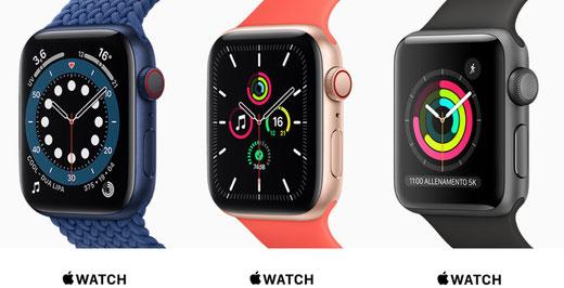 Hai rotto il vetro del tuo Apple Watch Serie 6? Chiama 3478192356 Riparazione Apple Watch Firenze e prendi un  appuntamento presso il nostro Centro Assistenza Autorizzato.