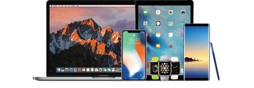 Riparazione telefoni cellulari smartphone e tablet a Firenze dei principali produttori Apple Samsung Huawei Htc Sony Nokia Lg Oneplus Motorola