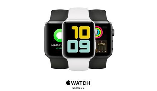 Hai rotto il vetro del tuo Apple Watch Serie 3? Chiama 3478192356 Riparazione Apple Watch Firenze e prendi un  appuntamento presso il nostro Centro Assistenza.