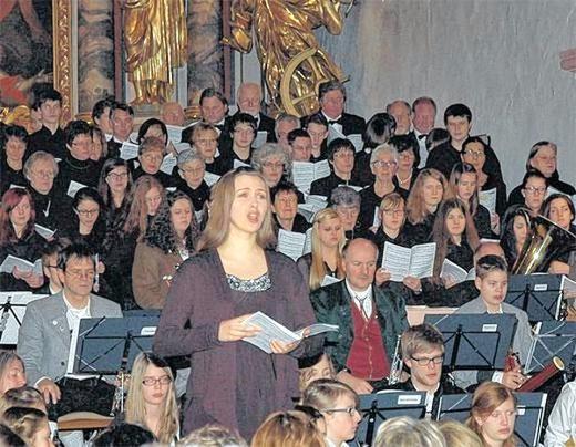 Missa Katharina - Mellrichstadt - mit Irina Jordanova 020214